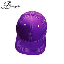 Women Candy Color Baseball Cap Fresh Fruit Cherry Peach Banana Orange Grapes Summer Dad Hat Casual Gorras Bone Hats Casquette(China)