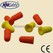 NMSAFETY 10 Pcs Soft Foam Anti-noise Noise Reduction Earplug Ear Plug for Travel Sleep Rest Hearing Protection(China)