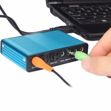 NEW Professional External USB Sound Card Channel 5.1 Optical Audio Card Adapter for PC Computer Laptop In stock!