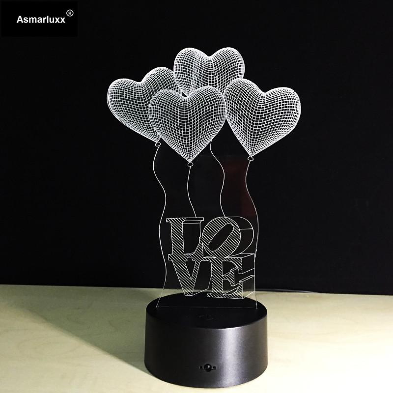 Asmarluxx 3D Night Lamp00399