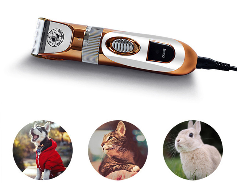 Pet Trimmer Scissors Dog18