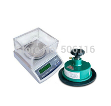 precision electronic balance scale 1000g 0.01g+100 Sqcm Round Sample Cutter(China)