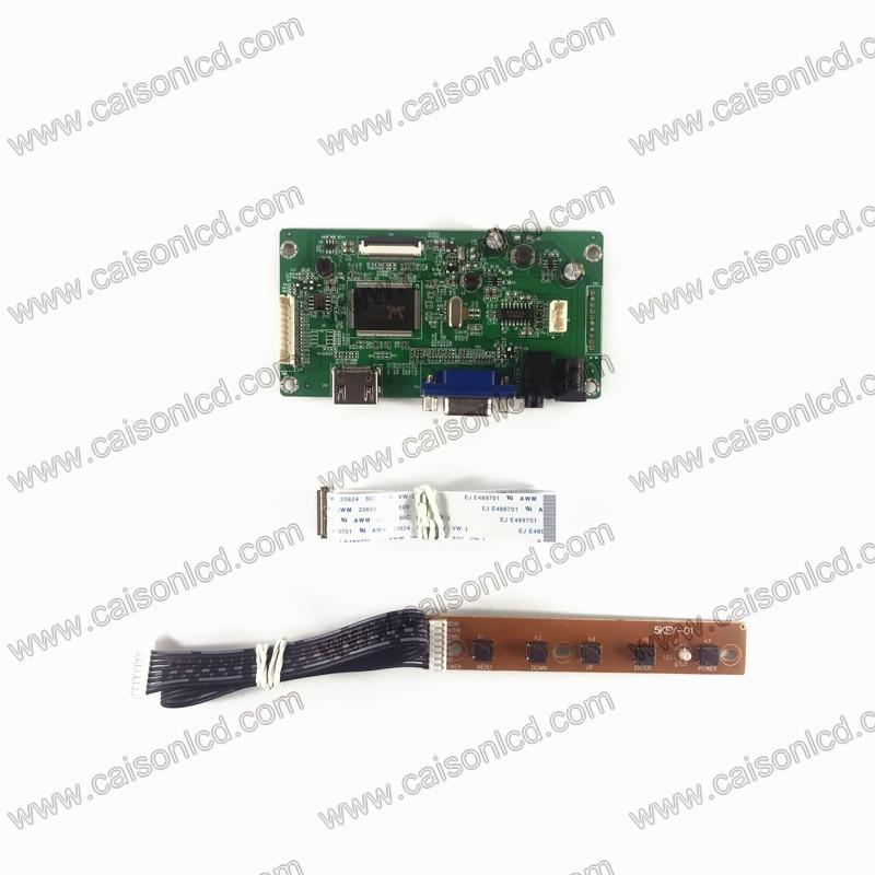 DIY  RTD2556 HDMI VGA Audio Lcd controller board kit for lcd panel 1920X1080 LP156WF4-SPB1 N156HGE-EA1 N156HCA-EA1 N173HCE-E31 <br>