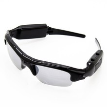 Portable Glasses With Camera  Recorder Driving Sunglasses Camera Take picture video Support TF card For Outdoor Sports