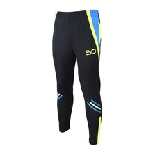 Men's Running Tights Soccer Football Pants Quick Dry Gym Fitness Training Pants Jogging Sweatpants Training Sport Long Trousers
