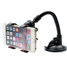 KLL Universal Car Holder Cell Phone desktop stand For phone Arm Lazy Gooseneck Flexible tablet mobile phone Holder stent support