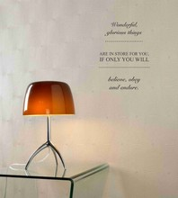 Vinyl wall art Inspirational quotes and saying home decor decal sticker