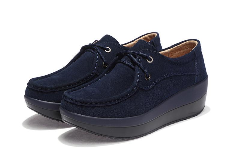 HX 3213-2 (15) 2017 Autumn Winter Women Shoes Flats
