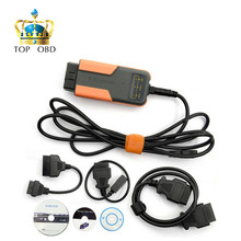 MVCI for TOYOTA TIS, for VOLVO VIDA DICE and for HONDA HDS MVCI diagnostic scanner with free shipping