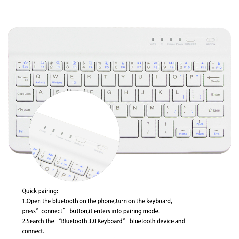 Mini Portable Keyboard