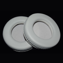Hot Replacement Ear Pads Sponge Leather Earpads For Steelseries Siberia V1 V2 V3 Headphone Repair Headset Accessories Low Price(China)