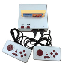 New Video Game Console With Two Controllers 8Bit Retro Original Family TV Game Player Free 696 Classic Games NTSC console de jeu(China)