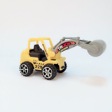 Kids Plastic Mini Car Toys Engineering Lot Vehicle Sets Construction trucks for children Model Toys zk20(China)