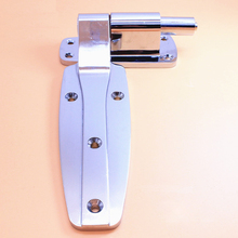 free shipping Cold store storage hinge oven lift type flat door hinge wtih spring industrial part Refrigerated truck hardware