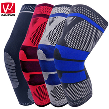 CAMEWIN 1 PCS Knee Support Knee Guard for Sports,Running,Cycling,Basketball ,Hiking,Joint Pain Relief,Arthritis &Injury Recovery(China)