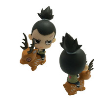 NARUTO Mini Figure Mascot Version with mini Deer Nara Shikamaru(China)