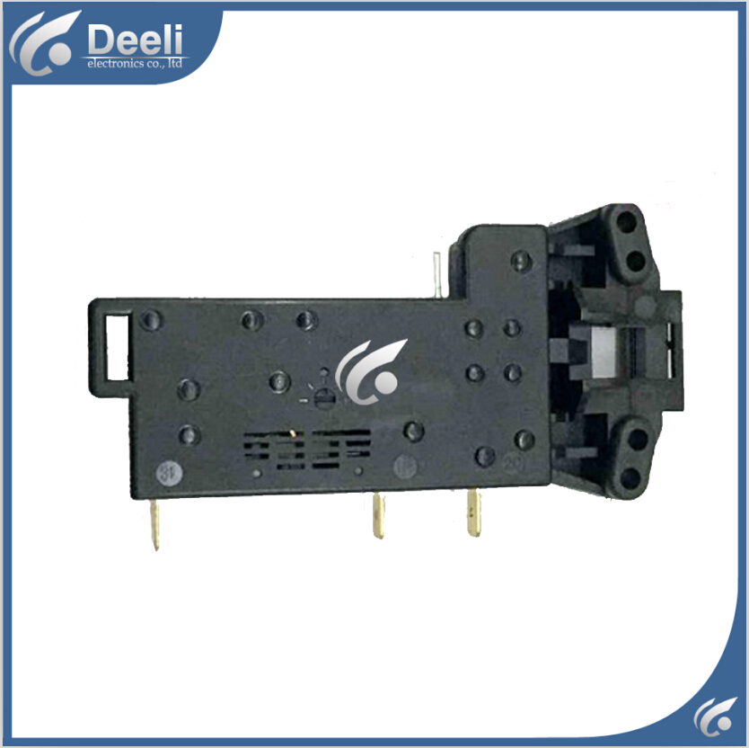 Free shipping Original for Siemens washing machine electronic door lock delay switch extra500 WD1000 wm500 door lock<br><br>Aliexpress