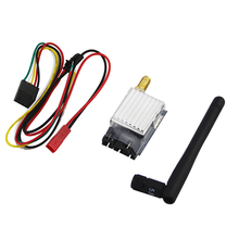 FPV TX TS351 5.8G 200mW AV Audio Video Transmitter Sender 2.0Km 2000m Range 5.8 ghz 5705-5945MHz