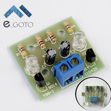 Simple Flash Circuit DIY Kits Electronic Suite 1.2mm Parts for Arduino