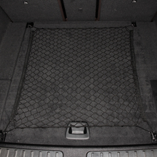 CAR Mesh Cargo Net Holder Trunk Auto Elastic Storage 4 Hook For Honda CRV CR-V(China)