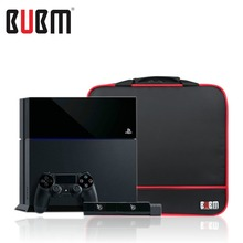 BUBM PS4 console receiving bag storage organizer game bag pouch data wire digital receiving bag shoulder bag handbag