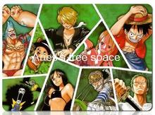 One Piece Puzzle Edition mousepad cute aesthetic gaming mouse pad gamer large notbook computer mouse mat 8 size gear mouse pad