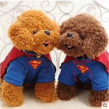 Free Shipping 25CM Plush Toy Stuffed Toy ,Hight  Quality super man  Dog, Goofy Toy Lovey Cute Doll Gift for Children