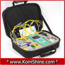 KomShine KQX-30 Optical Fiber OTDR Loss Test Kit includ QX30   1550nm 30dB OTDR + Optical Power Meter+ Optical Light Source+VFL