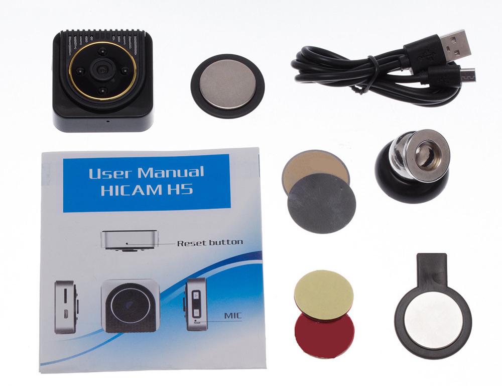 H5 mini camera