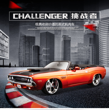 Maisto 1:24 The fast and the furious 7 dodge challenger Challenger 1970 alloy models simulation car model