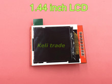 TIEGOULI! New 1.44 inch LCD color screen uno r3 / mega 2560 1.44'' TFT SPI serial interface module(China)