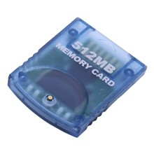 Gaming accessory 512MB Memory Card Stick for Nintendo Wii Game cube NGC Console Video Game
