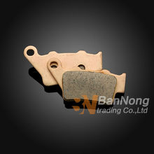 Motorcycle Rear Brake Pads For APRILIA Pegaso 650 Dorsoduro Factory 750 For HONDA CB500 For DUCATI GT1000 BMW F800 G650 S1000