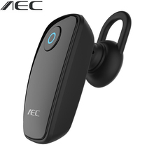 2017 New Earphone AEC BQ638 Car Charger Business Bluetooth V4.1 Earphones Headphones Support Hands-Free Calling For Smartphone