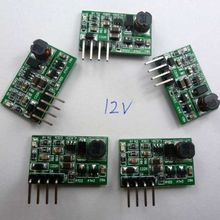 5PCS 5W DC 5V to DC 12V Enable IO Control Switch Step-up Converter Power supply(China)
