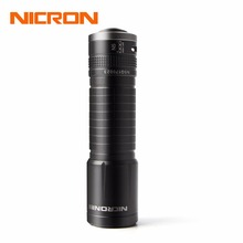 NICRON 3W Flashlight LED Waterproof IPX4 Anti-Fall 150LM 3xAAA Battery Mini Torchlight For Household Maintenance Outdoor Use N5(China)