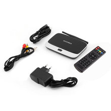 Android TV Box Quad Core Media Player CS918 RK3188 Android 4.4.2 HDMI WiFi 1080P 2GB 8GB EU Plug Promotion