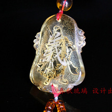 [Custom] Spring glass manufacturers recommend Loyalty Guan ancient glass car accessories
