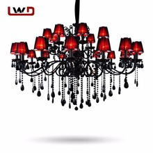 Chandelier Crystal Lights Lighting Quality Modern crystal Chandeliers ceiling Bedroom Living room Villa Crystal Ceiling Fixtures(China)