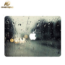 Mimiatrend Raining Scene Vinyl Decal Sticker For Apple MacBook Air Pro 11 13 15 inch for Mac Laptop Case Full Cover Skin Sticker