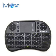2.4G Mini i8 Wireless Keyboard with Touchpad for PC Pad Google Andriod TV Box Xbox360 PS3 HTPC/IPTV
