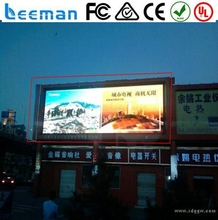Leeman p6 outdoor smd led module High brightness P6 P8 P10 SMD outdoor led screen/display billboard for rentle use