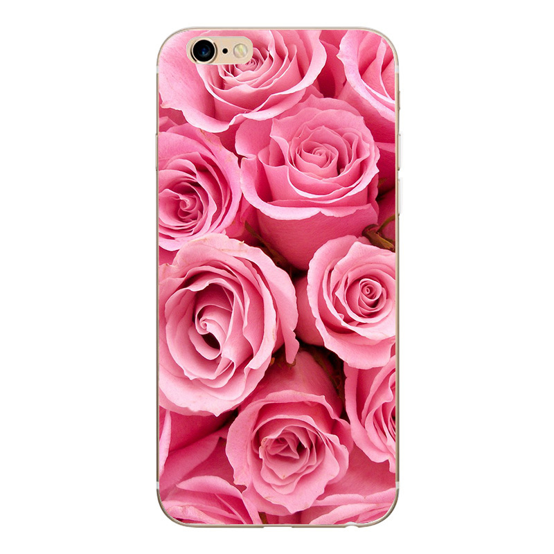 Luxury Silicone Case for iPhone 6 6S for iPhone 6S 5 5S SE 7 (3)