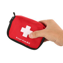 35PCS Portable First Aid Kit Medical Package Survival Bag Mini Emergency Bag Outdoor Camping Survival Bag for Home Travel FDA(China)