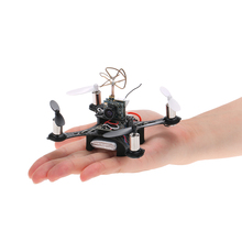 CTW-Mini110 Tiny FPV Indoor 110mm Mini Racing Drone with Frsky SBUS-PPM Receiver F3 EVO Brushed Flight Controller BNF