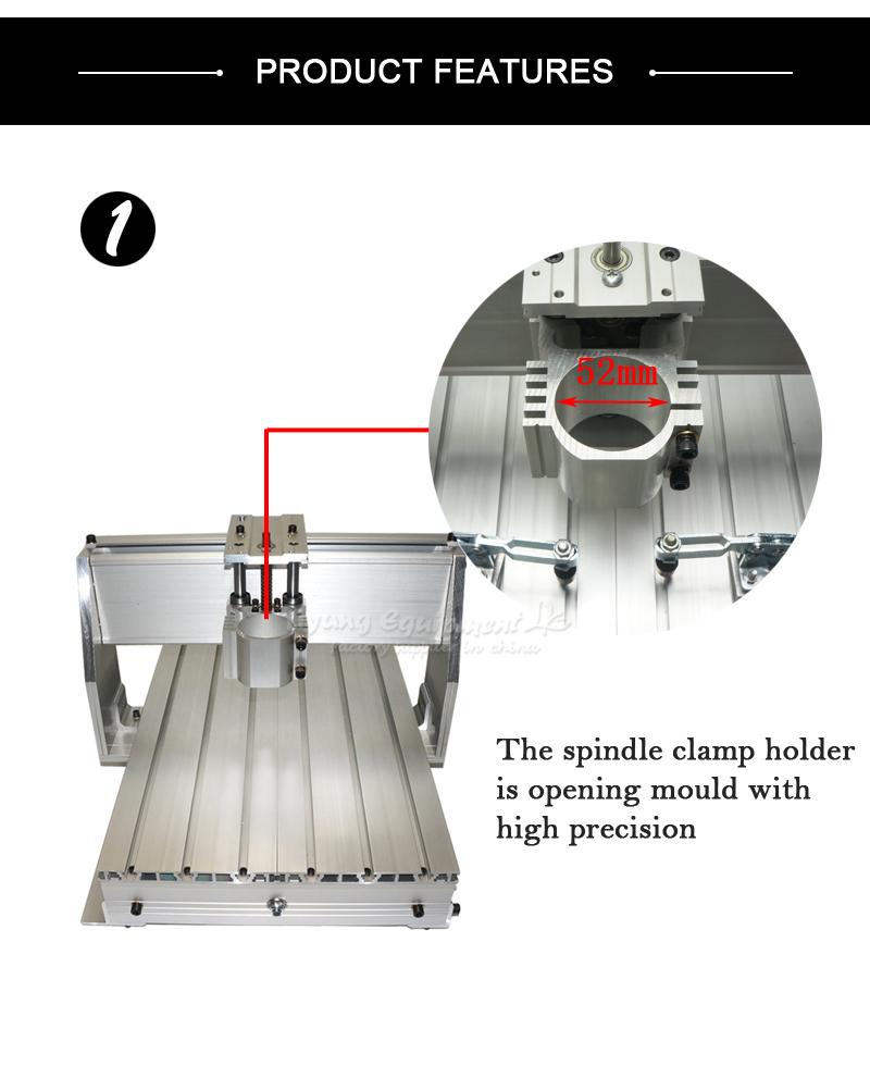 CNC 3040 frame (7)