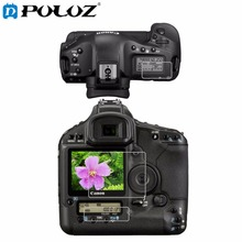 PULUZ Camera Screen Protector highest grate polycarbonate protector film for CANON 1DS MARK III(China)