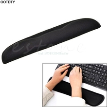 Comfort Gel Wrist Raised Hands Rest Support Memory Foam Pad Cushion For PC Keyboard- L059 New hot