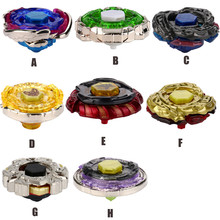 High Quality Beyblade Set Fusion Metal Fight Master 4D Tops Rapidity Launcher Grip Gift Toys Wholesale(China)