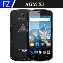 "New AGM X1 IP68 Waterproof 4G Smartphone 5.5"" FHD Octa-core Dual Rear CAM 4GB RAM 64GB ROM 5400mAh OTG NFC Android 5.1 Phone"